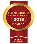 consumer choice award 2018 badge